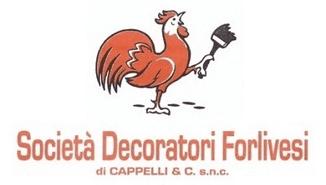 SOCIETÀ DECORATORI FORLIVESI - Logo