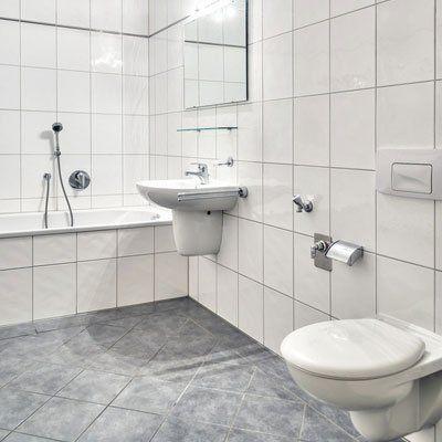 Wet room flooring   Blenheim Flooring Services