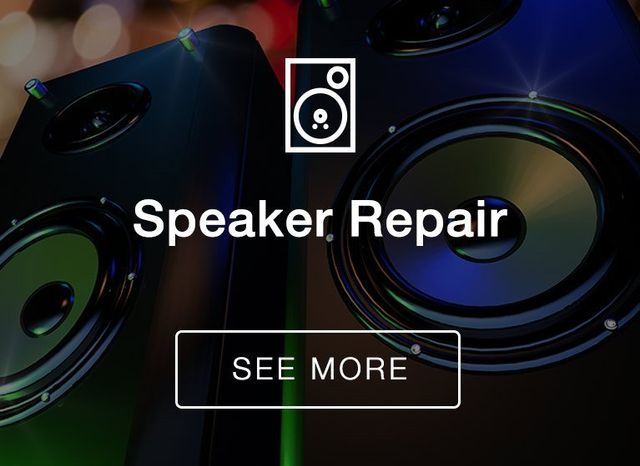 Speaker Repairs | Sydney | Speaker Hospital