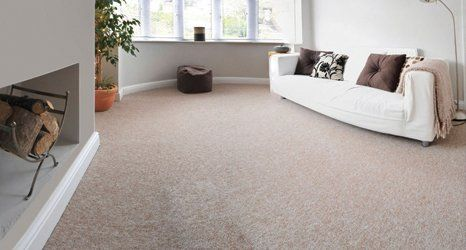 carpeted flooring