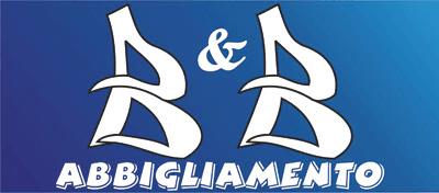 B & B ABBIGLIAMENTO logo