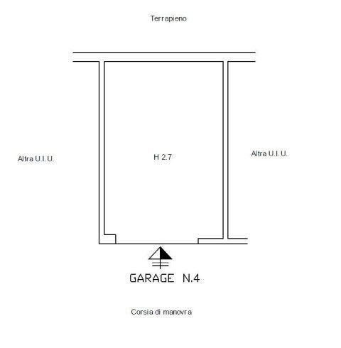 progetto Garage 4