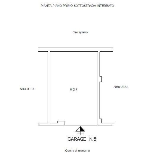 progetto Garage 5
