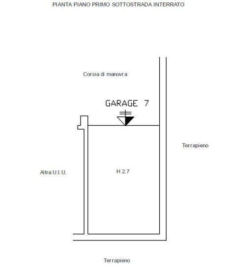 progetto Garage 7