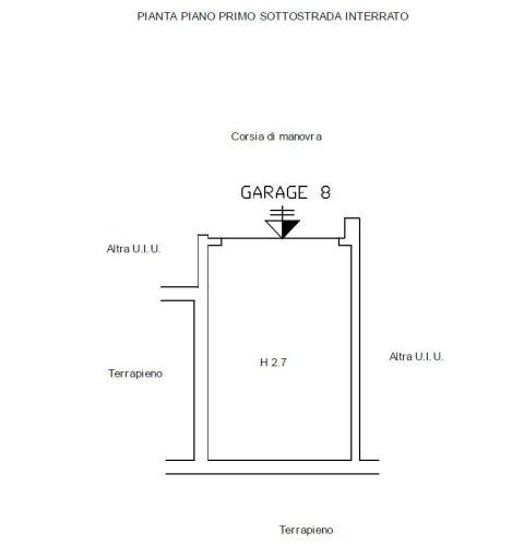 progetto Garage 8