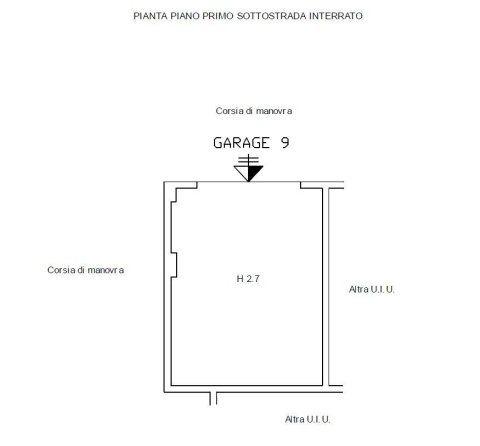 progetto Garage 9