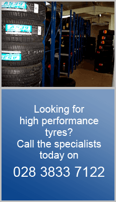 Wheel balancing - County Armagh - Murray Tyres Ltd - tyres
