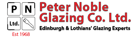 Peter Noble Glazing Co. Ltd. Logo