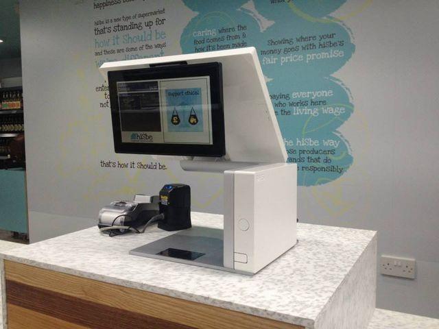 touchscreen EPOS system