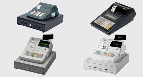 examples cash registers