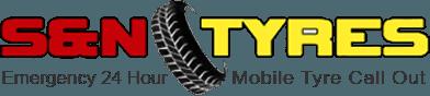 S & N Tyres Company Logo