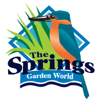 The Spring Garden World logo