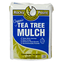 tea tree rocky point mulch