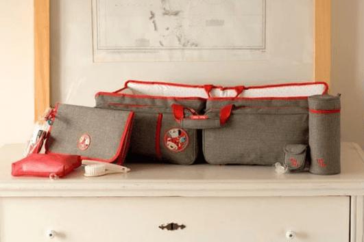 borse e accessori per neonati