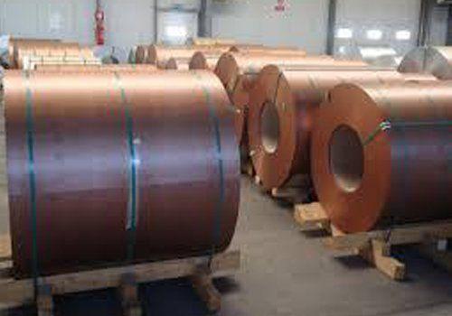 rulli alluminio preverniciato