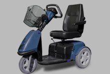 Mobility equipment repairs