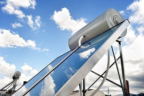 Impianti solare termico