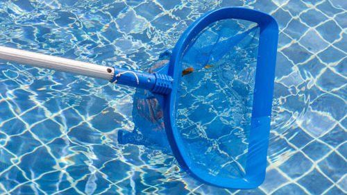 Pool cleaner we use for pool maintenance in Honolulu