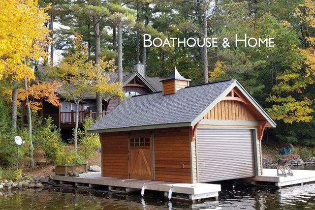 Muskoka Boathouse