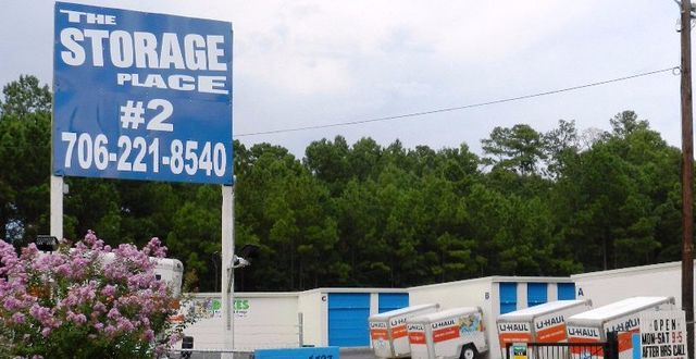 The Storage Place I Columbus Ga U Haul Rentals