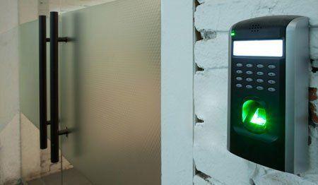 biometric lock