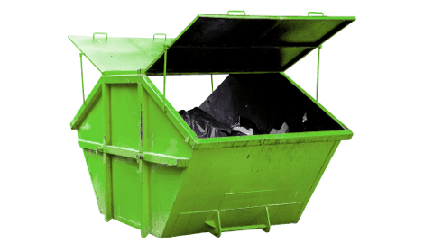 waste collection bin