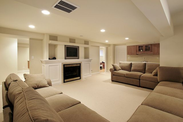 Basement Remodeling In Baltimore MD Candew Construction Company Best Basement Remodeling Company