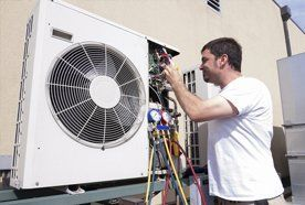 Air con, refrigeration and heating maintenance