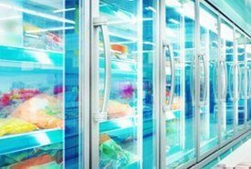 Commercial and industrial refrigeration