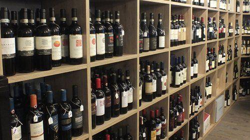 Scaffali per vino dandibo ambiente da acquistare online su livingo