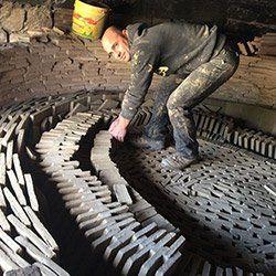 Mattoni artigianali ad Agrigento-arte Cotto