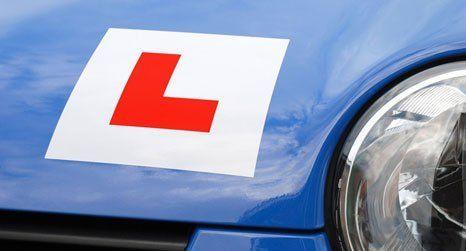 learner vehicle