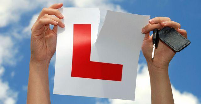 Passed driving exam