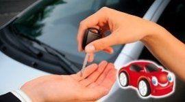 passaggio chiavi di un auto