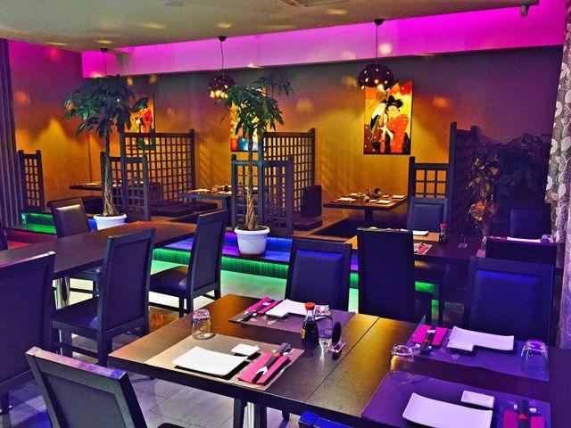 Sushi, huramaki, sashimi e hosomaki a cena