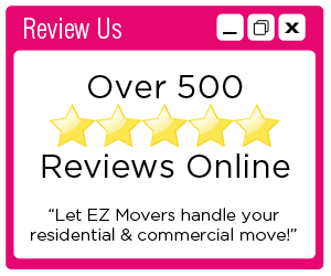 Moving Company Online Reviews