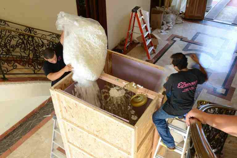 Chandelier Moving Services