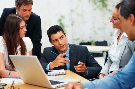 sales consulting team