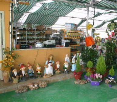 oggetti per il giardino