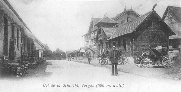 ALSACE VOSGES - Route des Crêtes - Hohneck - Grand Ballon