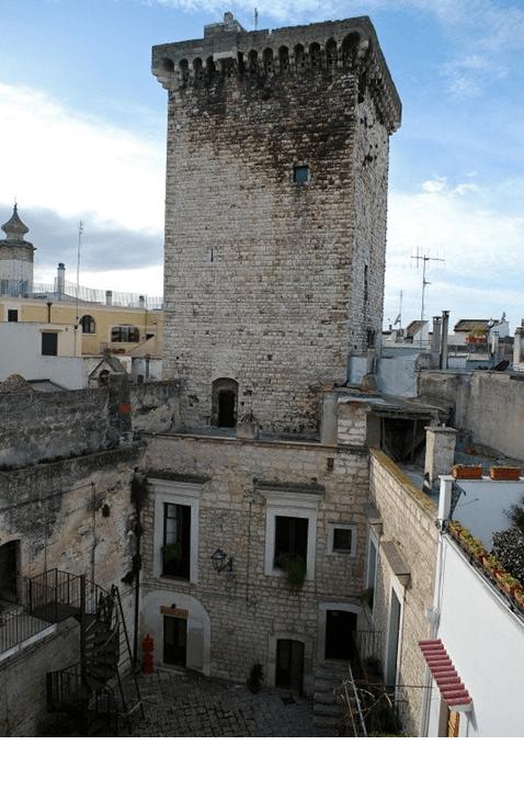torre normanna rutigliano bari assocastelli