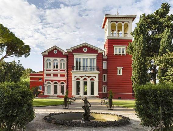 villa romanazzi carducci bari assocastelli