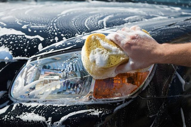 Drive Thru & Full-Service Car Wash, Unlimited Monthly Car ...