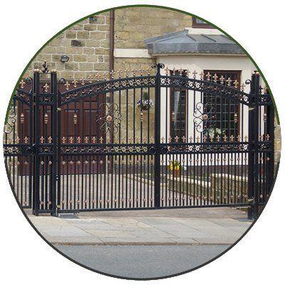 high quality gates