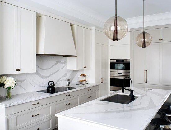 Attrayant Luxurious Kitchen U2014 Kitchen Remodeling In Indianapolis, IN. The Idea Behind Cabinet  Refacing ...