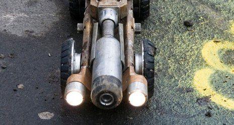 cameras for drain survey