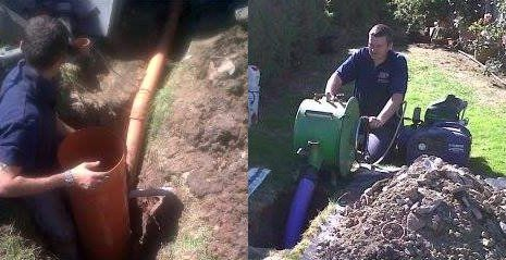 drain clearance