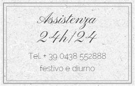 Condoglianze online treviso agenzia onoranze funebri for Arredi cimiteriali