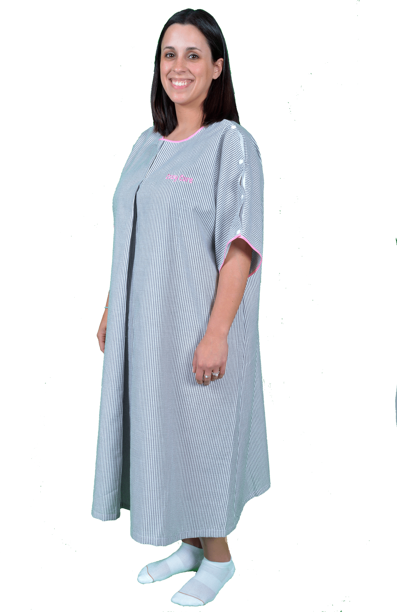 HOSPITAL GOWNS COZY CURE by Deelee