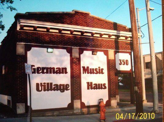 German Village Music Haus — Home Restoration in Westerville, OH